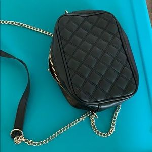 Small Black Cross Body Purse